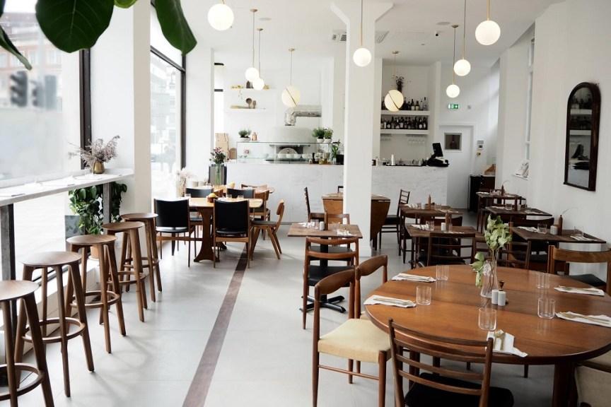 over restaurant location