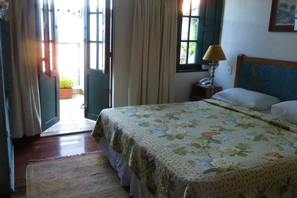 Bahia Four star and eco friendly a bedroom
