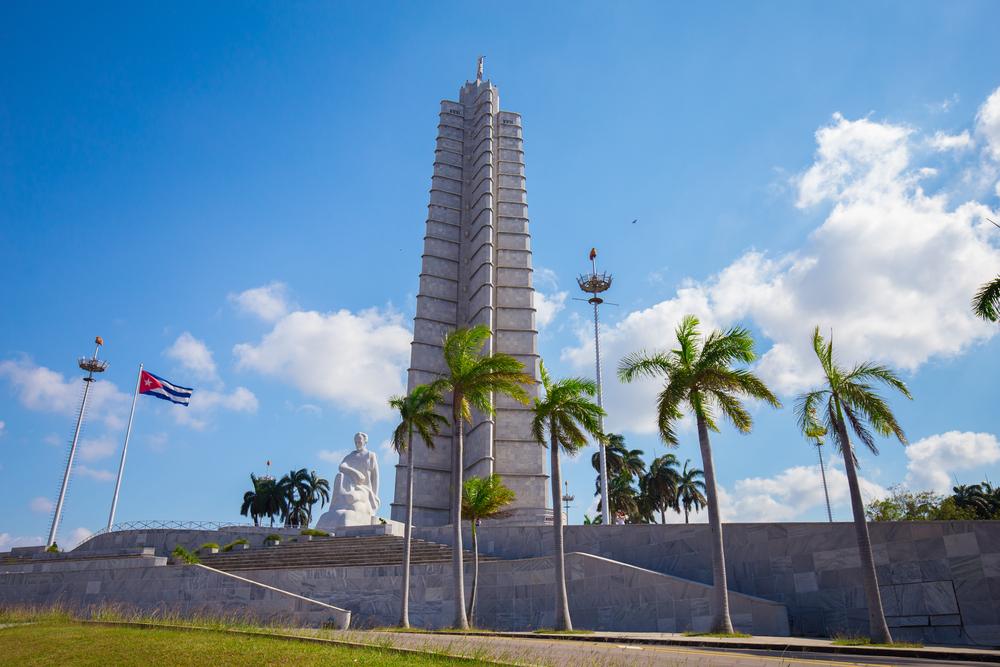 José Marti memorial