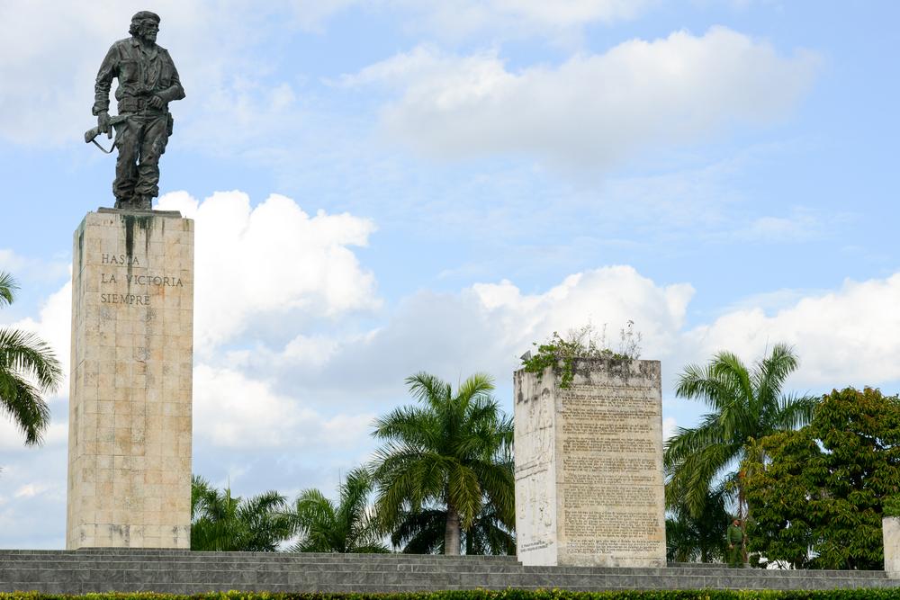 Plaza de la Revolución Ernesto Guevara