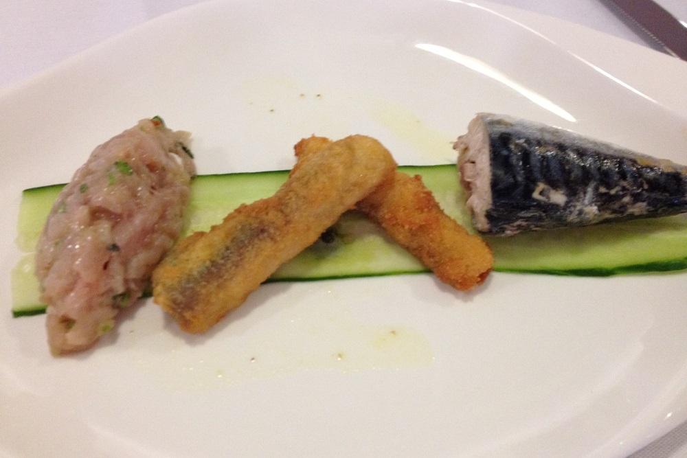 mackerel starter