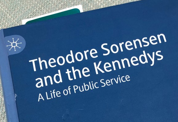 Theodore Sorensen and the Kennedys – A Life of Public Service