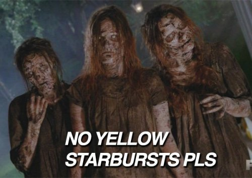 no yellow starbursts please ahs zombies.jpg