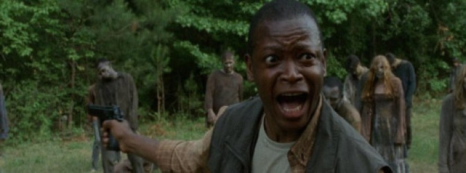 tyrese twd the walking dead scream
