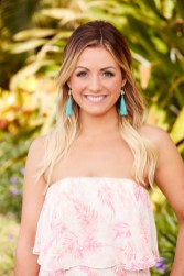 BACHELOR IN PARADISE - CARLY WADDELL (ABC/Craig Sjodin)