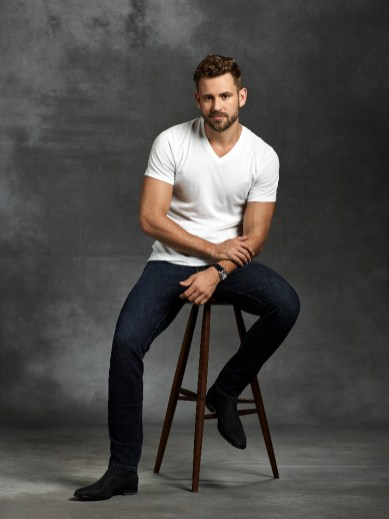 THE BACHELOR - Nick Viall Will Look for Love When ABC's 'The Bachelor' Returns in January 2017 for Its 21st Season. (ABC/Mitch Haaseth)