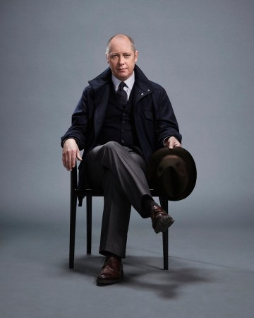 "THE BLACKLIST -- Season:Pilot -- Pictured: James Spader as ""Red"" Raymond Reddington -- (Photo by: Patrick Ecclesine/NBC)"