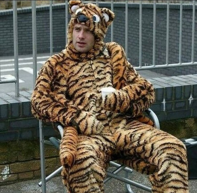 rick tiger costume the walking dead