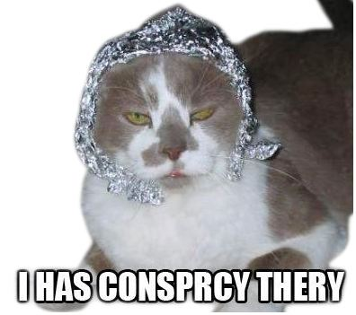 i has conspiracy thery