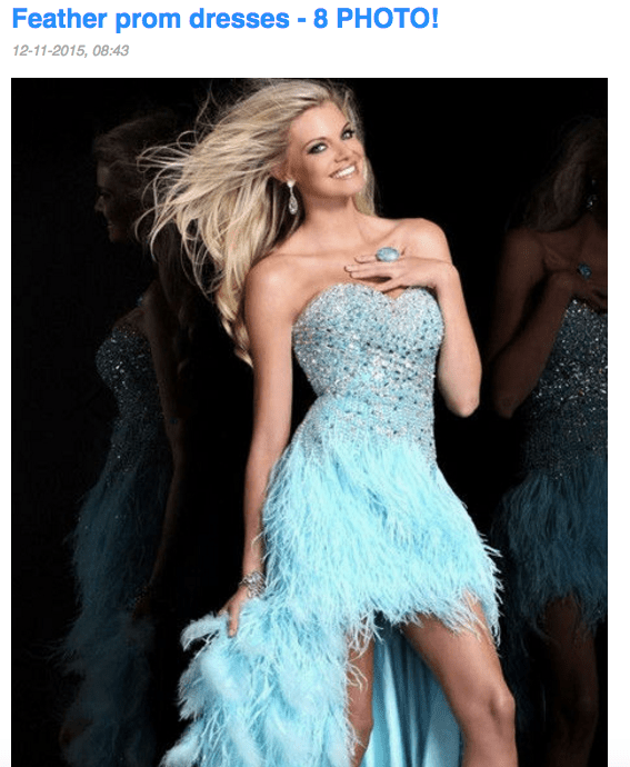 blue feather prom dress.png