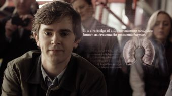The Good Doctor: Norman Bates is Dr. Rain Man.