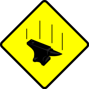 Warning-falling-anvil