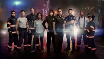 9-1-1: LONE STAR: L-R: Julian Works as Mateo Chavez, Ronen Rubenstein as T.K. Strand, Jim Parrack as Judd Ryder, Sierra McClain as Grace Ryder, Liv Tyler as Michelle Watts, Rob Lowe as Owen Strand, Rafael Silva as Carlos Reyes, Brian Michael Smith as Paul Strickland and Natacha Karam as Marjan Marwani in 9-1-1: LONE STAR, debuting in a special two-night series premiere Sunday, Jan. 19 (8:00-9:00 PM ET LIVE to all Time Zones), following the NFC CHAMPIONSHIP GAME; and Monday, Jan. 20 (9:00-10:00pm PM ET/PT) on FOX. ©2019 Fox Media LLC. CR: FOX.