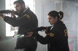 """FBI, from Emmy Award winner Dick Wolf and the team behind the """"Law & Order"""" franchise, is a fast-paced drama about the inner workings of the New York office of the Federal Bureau of Investigation. These first-class agents, including Special Agent Maggie Bell (Missy Peregrym, pictured) and her partner, Special Agent Omar Adom 'OA' Zidan (Zeeko Zaki, pictured), bring all their talents, intellect and technical expertise to tenaciously investigate cases of tremendous magnitude, including terrorism, organized crime and counterintelligence, in order to keep New York and the country safe. FBI premieres Tuesday Sept. 25th, (9:00-10:00 PM, ET/PT) on the CBS Television Network. Photo: Michael Parmelee/CBS ©2018 CBS Broadcasting, Inc. All Rights Reserved"""