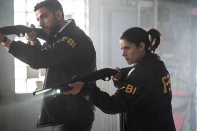"FBI, from Emmy Award winner Dick Wolf and the team behind the ""Law & Order"" franchise, is a fast-paced drama about the inner workings of the New York office of the Federal Bureau of Investigation. These first-class agents, including Special Agent Maggie Bell (Missy Peregrym, pictured) and her partner, Special Agent Omar Adom 'OA' Zidan (Zeeko Zaki, pictured), bring all their talents, intellect and technical expertise to tenaciously investigate cases of tremendous magnitude, including terrorism, organized crime and counterintelligence, in order to keep New York and the country safe. FBI premieres Tuesday Sept. 25th, (9:00-10:00 PM, ET/PT) on the CBS Television Network. Photo: Michael Parmelee/CBS ©2018 CBS Broadcasting, Inc. All Rights Reserved"