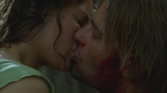 confidence man lost kate sawyer kiss
