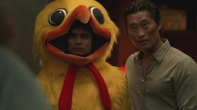 everybody hates hugo lost dream mr. cluck jin