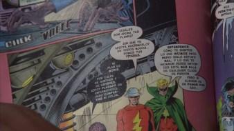 lost pilot part 2 comic book flash green lantern