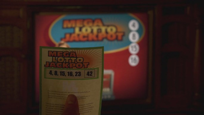 numbers lost hurley's lotto ticket
