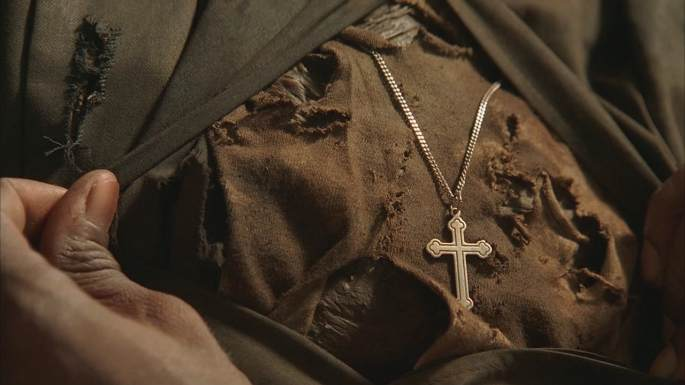 the 23rd psalm lost yemi cross priest body
