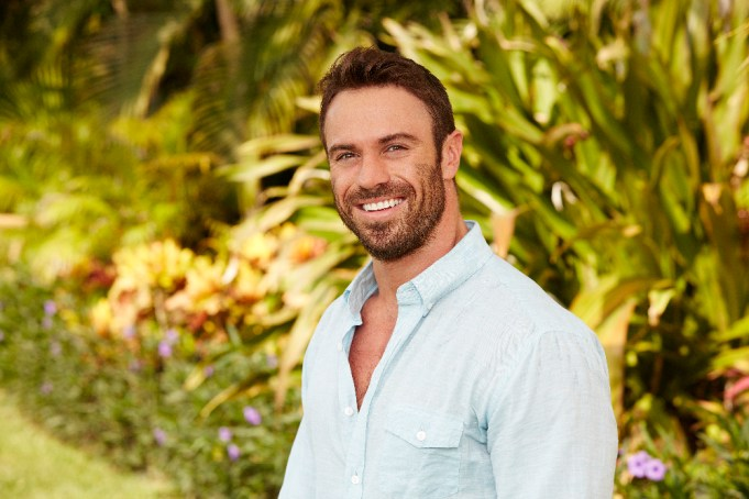 BACHELOR IN PARADISE - CHAD JOHNSON (ABC/Craig Sjodin)