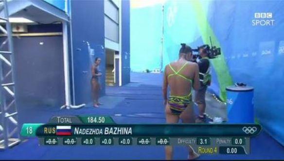russian diver