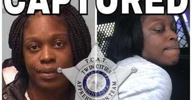 Fugitive On The Run For Months Decided To Boast On Social Media That She Wont Be Caught, Was Captured 24 Hours Later.