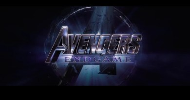Movie Trailer: Marvel's Avengers Endgame