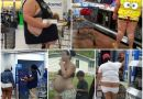17 Images Of Women Wearing Shorts That Should Reconsider Wearing Shorts In Public.