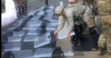 Nashville National Guards Laid Down Their Shields To Show Support For Black Lives Matter