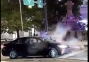 Cops Shoot Rounds Of Gas Pellets At A Man And His Car With His Pregnant Girl