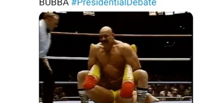 Former Wrestler The Iron Sheik Had The Best Tweets During That Biden Trump Presidential Debate