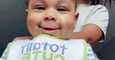 Ok, This Baby Just Won For The Best TikTok Video Ever