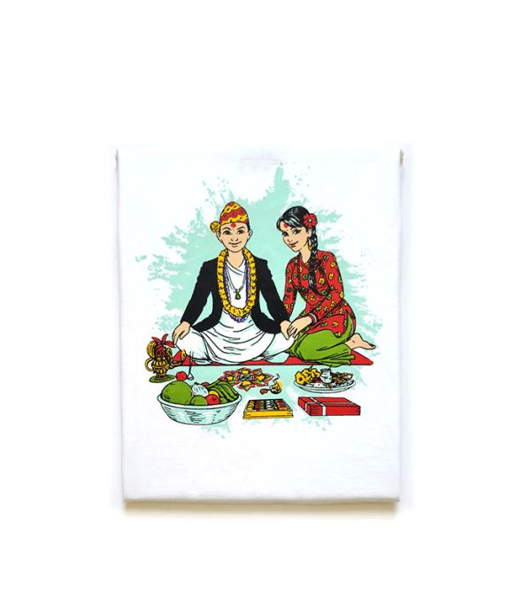 Nepali Bhaitika t-shirt