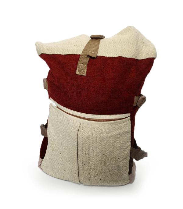 Handmade Nepali Hemp Bag
