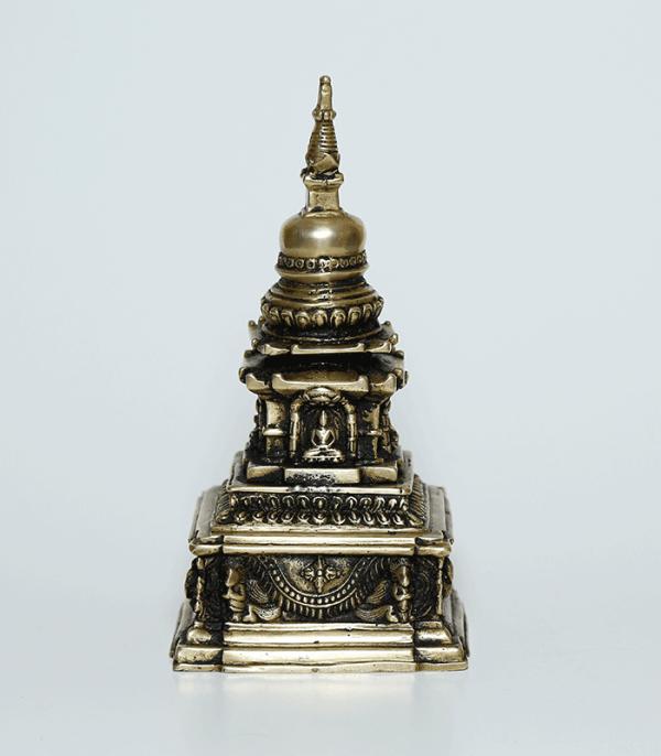 Chiba Dyo (Mini Stupa) - Traditional Buddha Stupa of Nepal
