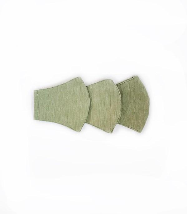 Cotton Three Layered Mask