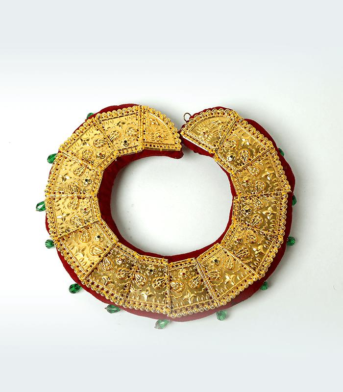 Tik Mala - Nepali cultural costume jewelry
