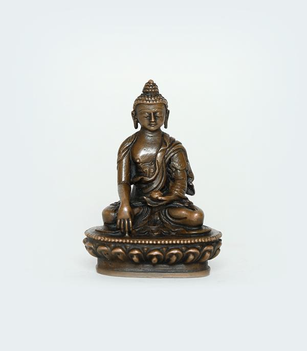Buddha Statue in Dhyana Mudra 2.5 Inches