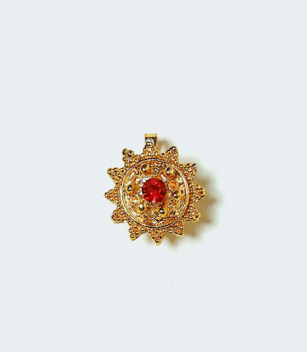 Tamang Fuli (Small) - Traditional Jewelry of Nepal