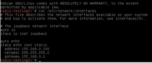 Bye Debian/Ubuntu guest customization, hello PowerCLI and