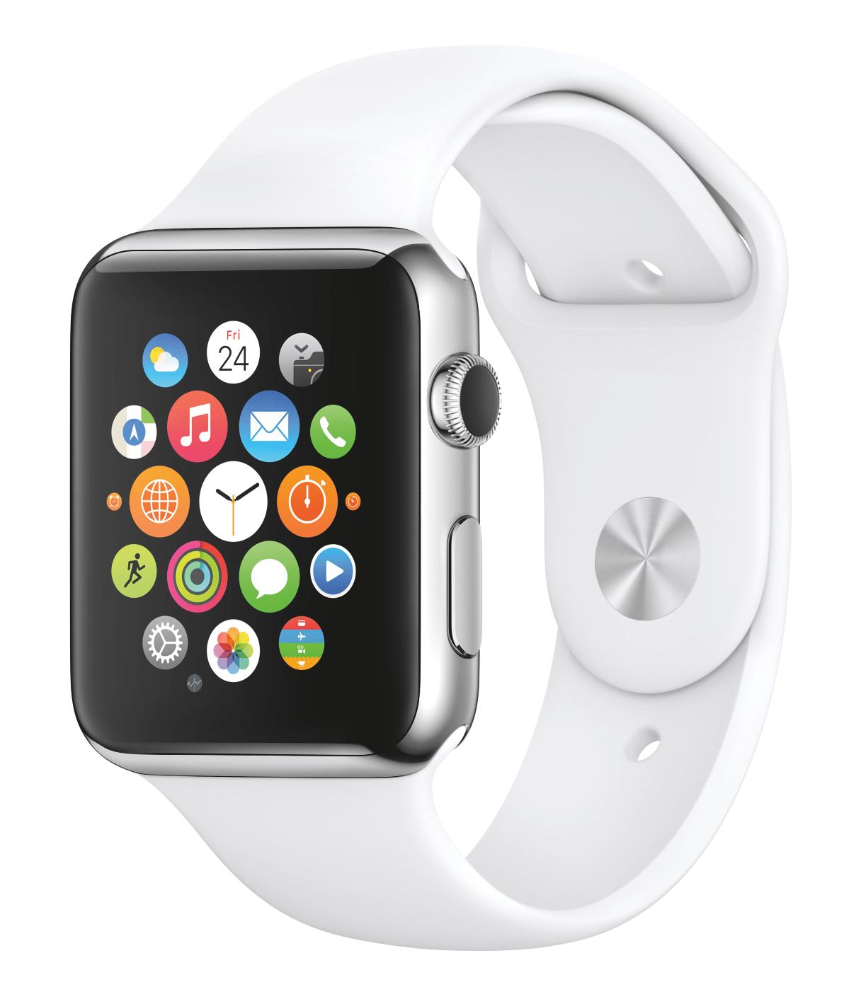 iPhone fotografie en de Apple watch