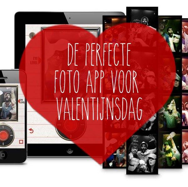 IncrediBooth is de perfecte foto app voor jouw Valentijnsdag
