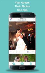 foto app bruiloft wedpics