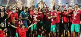 المنتخب المغربي يتوج بلقب أمم أفريقيا للاعبين المحليين 2021