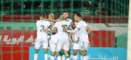 تصفيات كأس إفريقيا   الجزائر تتعادل أمام زامبيا بثلاثية لمثلها