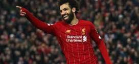 ليفربول يحتفي بالرقم القياسي الجديد للملك المصري