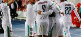 المولودية تفتك التعادل (1-1) أمام الترجي التونسي و تتأهل للدور ربع النهائي