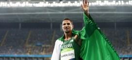 الجزائري توفيق مخلوفي ينسحب من أولمبياد طوكيو