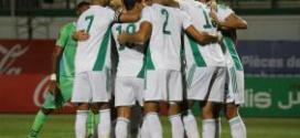 الخضر يكتسحون جيبوتي (8 – 0) في تصفيات مونديال 2022